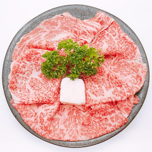 黒毛和牛 すき焼きA5